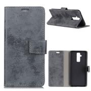 Vintage Cover for Huawei Mate 20 Lite - Grey