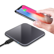 SiGN SiGN Wireless Fast Charger for iPhone & Android, 15W - Black