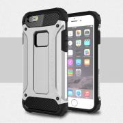 Taltech Hybrid Case for iPhone 6-6S - Silver