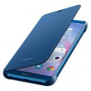 Honor 9 Lite Flip Cover Blue Original