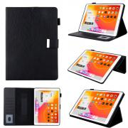 Taltech Foldable Tablet Case for iPad 10.2 2019 - Black