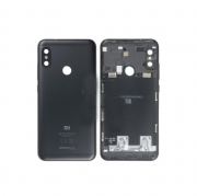 Mi A2 Lite Back Cover - Black
