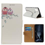 Taltech Wallet Cover for Sony Xperia L4 - Owls
