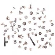 Taltech iPhone XR Complete Screw Set - Silver
