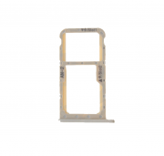P20 Lite Sim/SD Card Holder Gold