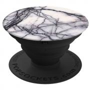 PopSockets Phoneholder - White Marble
