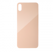 OEM iPhone XS Back Cover Glass - Gold