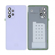 Samsung Galaxy A52 5G Back Cover Awesome Violet