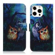 Taltech IPhone 13 Pro cover- Owls