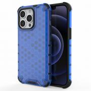 Taltech Honeycomb Case for iPhone 13 Pro - Blue