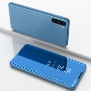 Taltech Cover with View and Mirror for Samsung Galaxy Note 10 - Blue