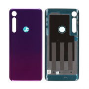 Motorola One Marco Back Cover Purple