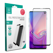 SiGN Galaxy S10e SiGN Full Cover Screen Protector Tempered Glass