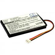 Remote control battery 1209 et. al for Logitech, 3.7V, 1050mAh