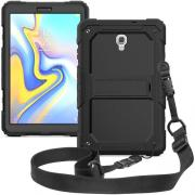 BlackBackPack 3L Case for Samsung Galaxy Tab A 10.5 (2018) - Black