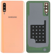 Samsung Galaxy A50 Back Cover Coral