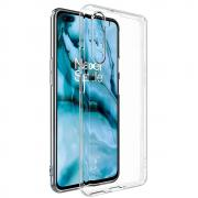 Taltech IMAK UX-5 TPU Case for OnePlus Nord - Transparent