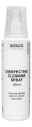 DELTACO Deltaco OFFICE Antibacterial Cleaning Spray for Screen, 250ml