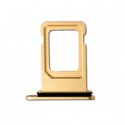 iPhone XR Sim Holder Yellow