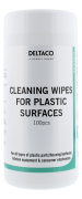 DELTACO Deltaco Cleaning Wipes Alcohol Free