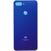 Mi 8 Lite Back Cover Blue Original