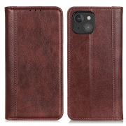 Taltech IPhone 13 mini cover- Brown