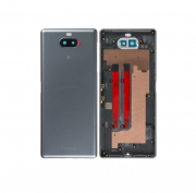 Sony Xperia 10 Back Cover Silver