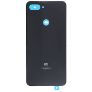 Xiaomi Mi 8 Lite Back Cover Black Original