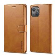 Taltech LC.IMEEKE Wallet Case for iPhone 13 - Brown