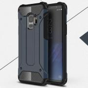 Armor Protector Case for Samsung Galaxy S9 - Dark Blue