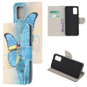 Taltech Wallet Cover for Samsung Galaxy Note 20 - Butterfly