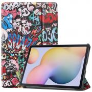 Taltech Cover for Samsung Galaxy Tab S7 - Graffiti