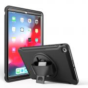 "Taltech Case with Built-in Stand for Samsung Galaxy Tab A 10.1"" 2019 - Black"