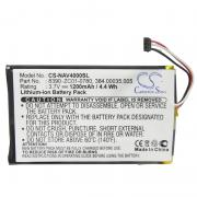 GPS battery for Navigon 384.00035.005, 8390-ZC01-0780