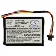 GPS Battery for TomTom 6027A0090721, 6027A0093901 et. al