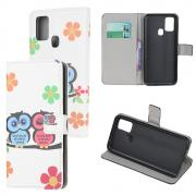 Taltech Wallet Cover for OnePlus Nord N100 - Owls