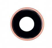 OEM iPhone XR Camera Lens Coral