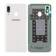 Samsung Galaxy A40 Back Cover White