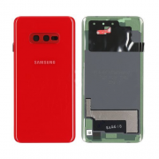 Samsung Galaxy S10e Back Cover Red