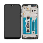 Motorola One Marco Display Black