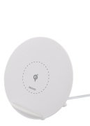 DELTACO Deltaco Wireless Charger for iPhone and Android 5W - White