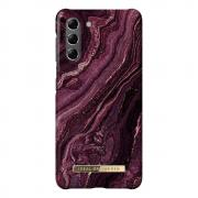 iDeal of Sweden iDeal Fashion Case for Samsung Galaxy S21 - Golden Plum