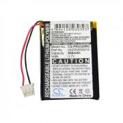 Remote control battery 242252600214 for Philips, 3.7V, 850mAh