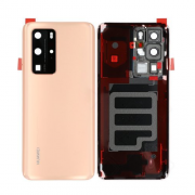 huawei P40 Pro Back Cover Gold