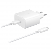 Samsung Samsung PD 45W USB-C Wall Charger - White