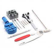 Taltech Tool Kit for Repairing Watches, 14 pieces