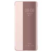 huawei P30 Pro Smart View Flip Cover Pink
