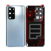 huawei P40 Pro Back Cover Silver