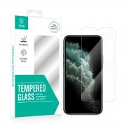 SiGN iPhone 11 Pro- X-XS SiGN Screen Protection Tempered Glass with Montage Frame