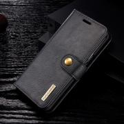 DG.MNG Cover 2-in-1 Splt Leather for Samsung Galaxy S9 - Black